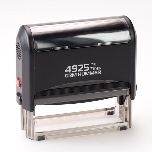 GRM 4925 Hummer автоматический штамп