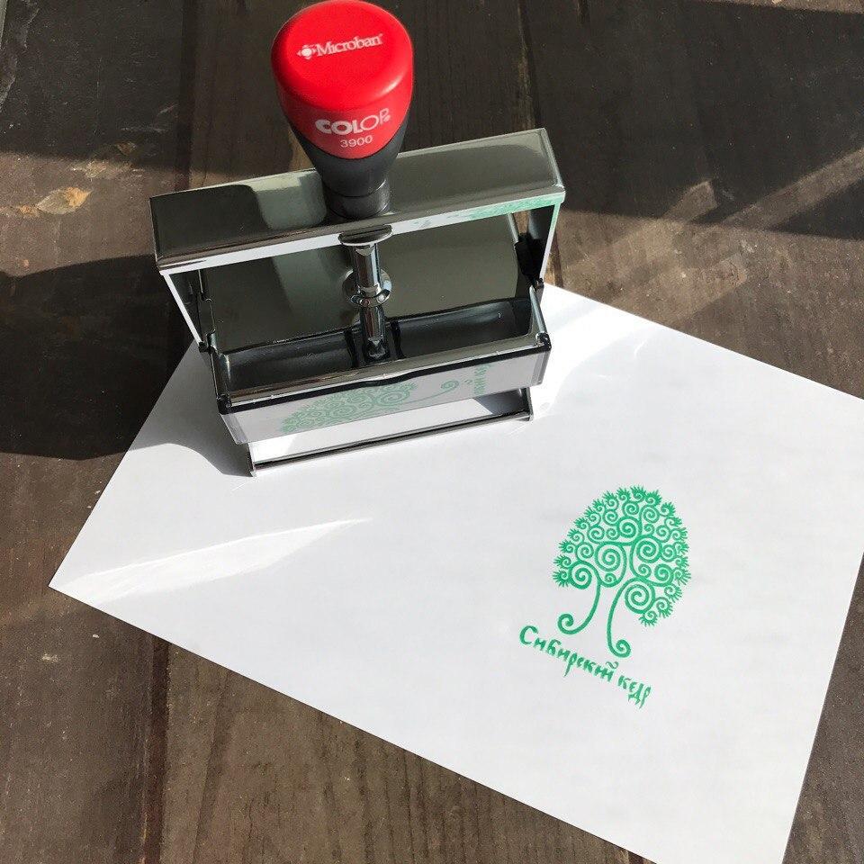 штамп на автоматической оснастке