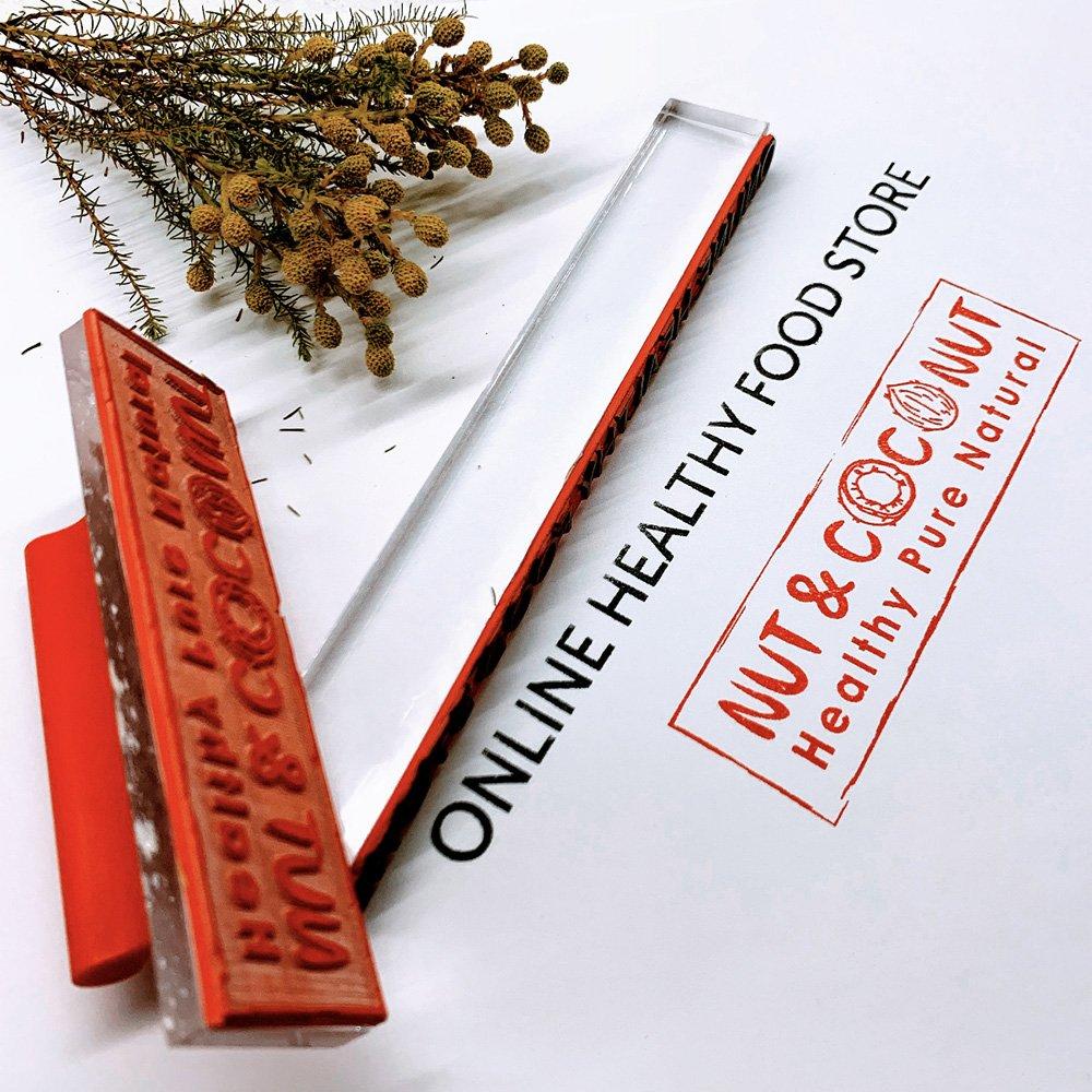 Штампы для крафтовых пакетов