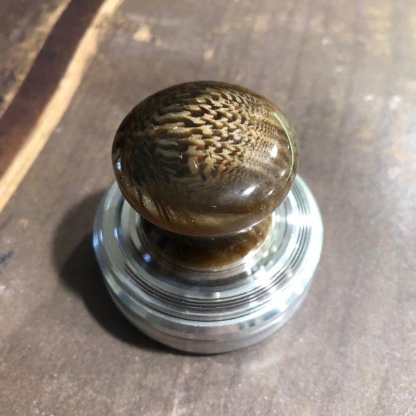 САБИНА оснастка для круглой печати с отделением под штемпельную подушку