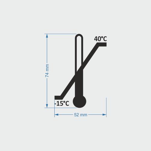 ограничение температуры маркировочные штампы для маркировки