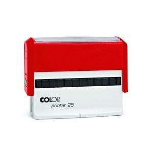 colop printer 25 красный