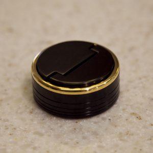 МАГНЕТИК черный карманная оснастка для печати