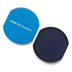 сменная штемпельная подушка grm 46042 shiny r-542