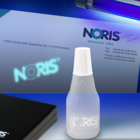 №110 UV Штемпельная краска для бумаги невидимая флуоресцентная