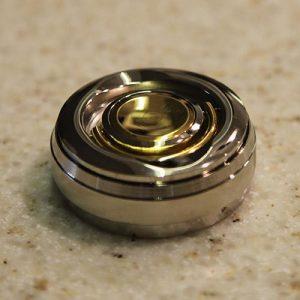 металлическая оснастка для печати евро 2 никель