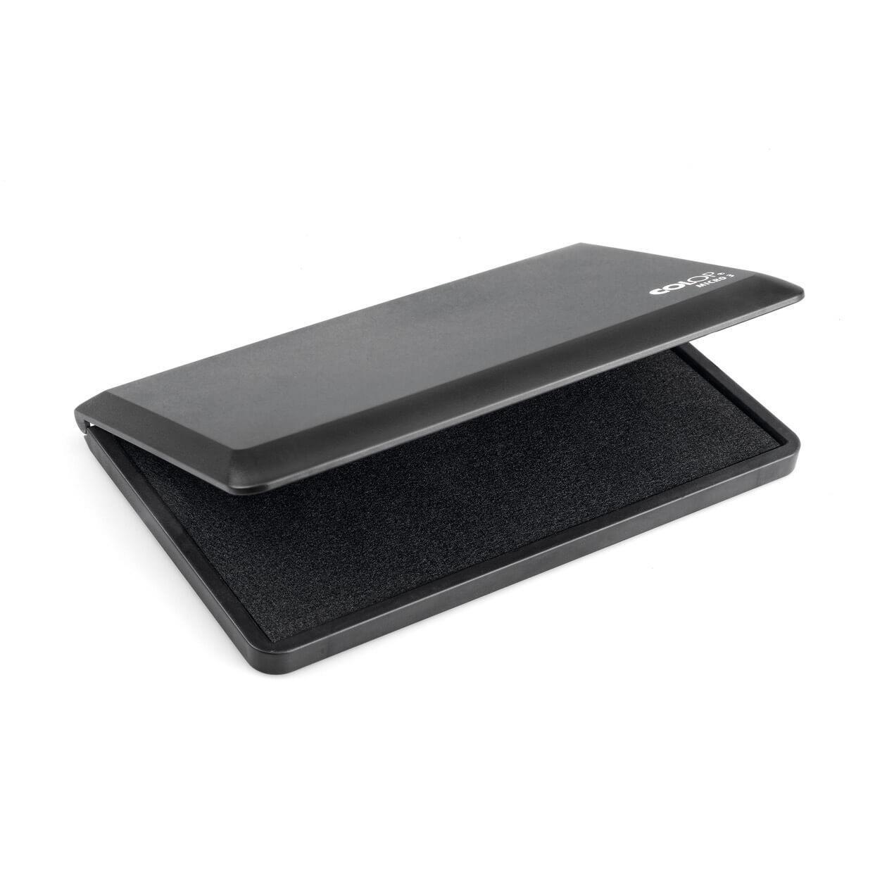 COLOP Micro 3 Настольная штемпельная подушка чёрная