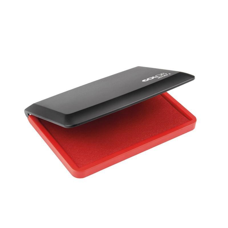 COLOP Micro 3 Настольная штемпельная подушка красный
