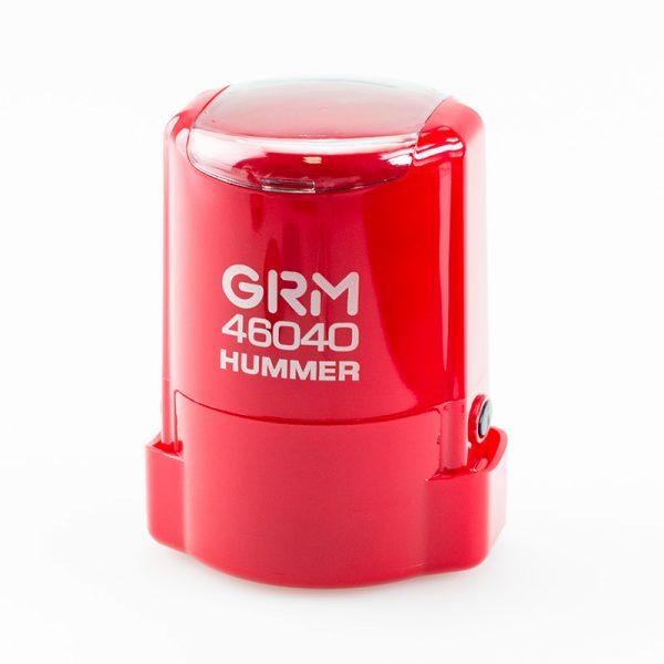 grm hummer 46040 оснастка для круглой печати