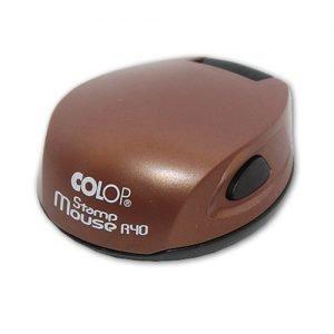 бронза colop mouse карманная оснастка для печати