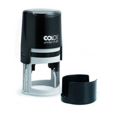 colop printer r45 черный оснастка для круглой печати