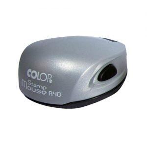colop mouse silver карманная оснастка для печати