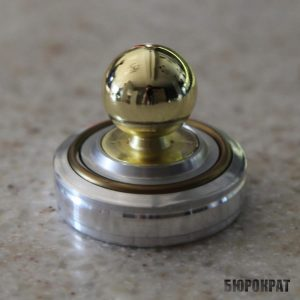 металлическая оснастка для круглой печати